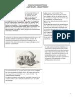 COSMOVISIONES CIENTÍFICAS1- QUÉ ES UNA COSMOVISIÓN