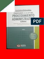 LEY DE PROCED ADM GENERAL 1 - Moron Urbina.pdf