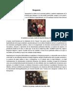 Burguesía, Feudalismo y Biografía de Carlomagno