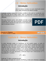 Capítulo 6 Molas Helicoidais
