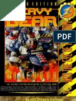 Heavy Gear DP9-101 - Rulebook 2ed