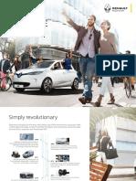 Renault Zoe brochure Apr 2016