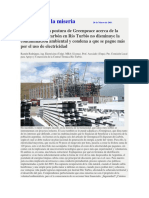 Ecologia de la  miseria  26.03.11