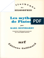 Karl Reinhardt, Anne-Sophie Reineke-Les mythes de Platon-Gallimard (2007).epub