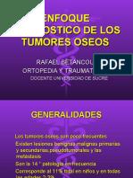 CLASE DE TUMORES OSEOS UNISUCRE