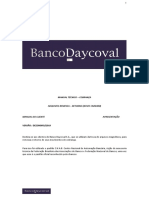 Manual M. 707 - Banco Daycoval Dez-19