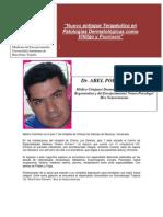 Dr. ABEL POLEO ROMERO.Medico Científico en el piso 7 del Hospital de Clínicas las Delicias de Maraca1
