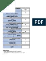 Lista Dados Conversores Gerações