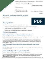 FALLAS SISTEMA DE LUBRICACION