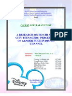 [PDF] Group 4 - PopCul - Disney Channel w Bookmark