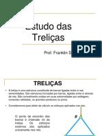 Aula 07 - Treliças Nós - Mecanica Geral IFBA
