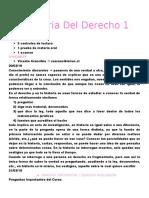 HISTORIA DEL DERECHO I (1)