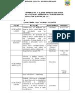 Cronograma de activdades marzo 16-27 IERI.rtf