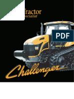 Manual Challenger Espanhol