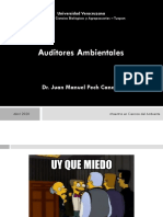 3. Auditores Ambientales