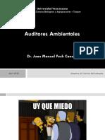 3. Auditores Ambientales