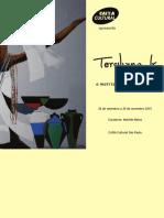 Catálogo Terciliano Jr