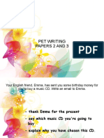 PET writing.odp