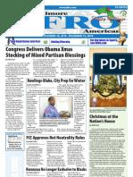Baltimore Afro-American Newspaper, December 25, 2010