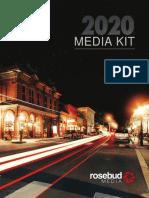 Rosebud Media - 2020 Media Kit