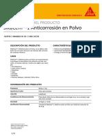 HT - SikaCem-1 AntiCorrosión Polvo Ed.1
