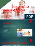 TRASTORNO COMUNICATIVO