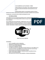 Redes Inalambricas de área local (WLANs)