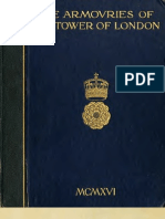 Inventory and Survey of the Armouries of the Tower of London Vol 2