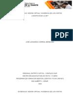 Evidencia 8 Sesión Virtual Incidencia de los Costos Logísticos en la DFI