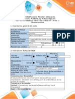 Guía de actividades y rúbrica de evaluación- Fase 1 Reconocimiento