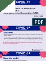 Coronavirus Modelling Slides