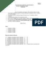 Cuestionario de Micro II - Corte II