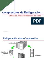 Compresores de refrigeracion