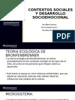 CONTEXTOS SOCIALES Y DESARROLLO SOCIOEMOCIONAL.pptx