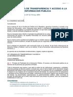 [Ecuador] Ley Organica de Transparencia y Acceso a La Informacion Publica-2020
