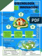 Ecotecnologia y Biodiversidad