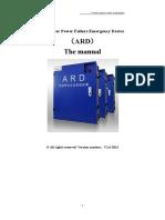 ARD+manual-英文