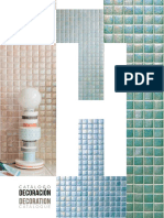 hisbalit, el arte del mosaico