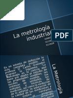 La metrología industrial 2