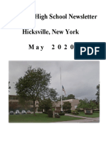 Hixnews 2020 May Newsletter Page