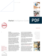Pira Market Intelligence Guide Packaging