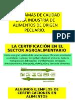 CLASE 2 Programas de calidad en la industria de alimentos (1)
