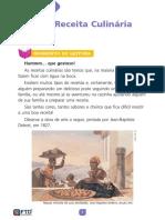 2º ano - Tema 02 - Receita Culinária (8004-FTD-2019-F1-2-T2)