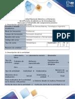 Guía para el desarrollo del componente práctico - Microcontroladores y Microprocesadores
