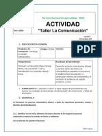 Actividad de Aprendizaje No.2 Taller la Comunicacion.pdf