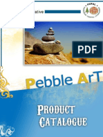 Pahal Product Catalouge of Pebble Art