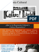 Hegemonía Cultural