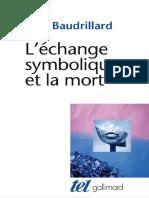 L'échange symbolique et la mort by Baudrillard Jean (z-lib.org).epub.pdf