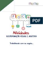 alfabetização DISCRIMINAÇÃO VISUAL E AUDITIVA.pdf