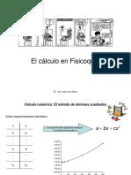 El Cálculo en Fisicoquímica